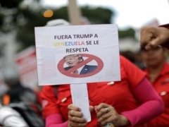 "The U.S. State Department said it remained ""deeply concerned that the Venezuelan people are experiencing dire humanitarian conditions."""